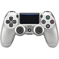 Sony DualShock 4 Wireless Controller for PlayStation 4 (Silver)