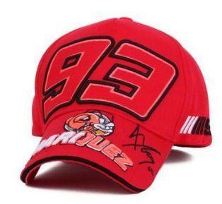 Amazon.com  Marc Marquez 93 Moto GP Trucker Baseball Cap (color1 ... ae395d4fc38