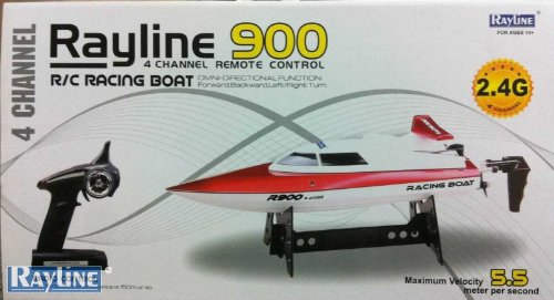Efaso Rayline RC R900 2.4 GHz Speed-Stiefel - 20 km/h