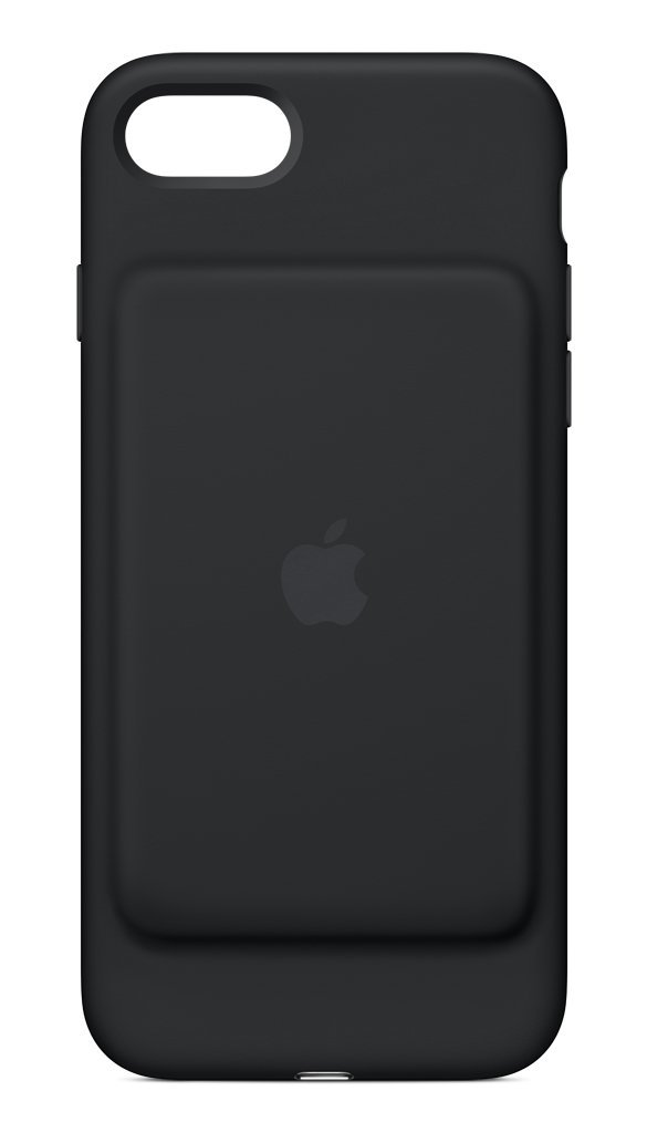best service 69858 2dafb Apple Smart Battery Case (for iPhone 7) - Black