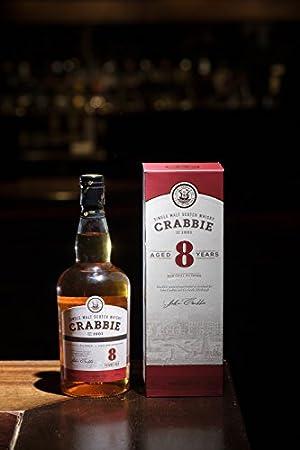 Crabbie 8 Años Highland Single Malt Scotch Whisky 46% - 700 ml