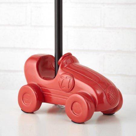 Idea Nuova, Inc. Racer Car Table Lamp Kids Room Decorative Light