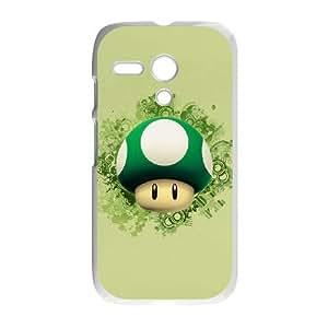 Super Mario Bros Motorola G Cell Phone Case White UI8301984