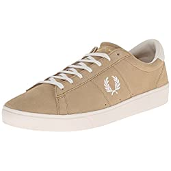 Fred Perry Men's Spencer Suede Fashion Sneaker