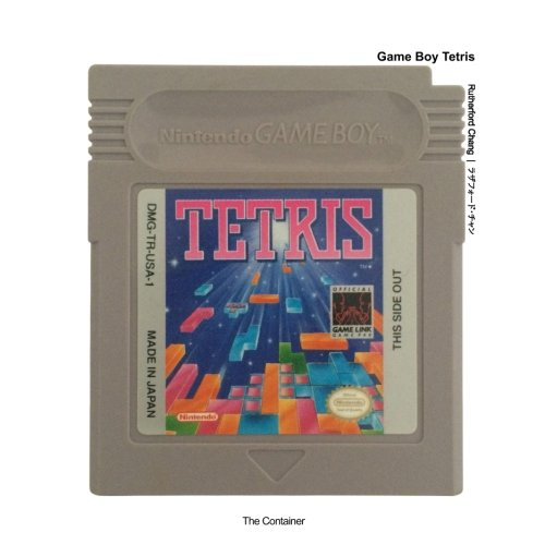 Rutherford Chang: Game Boy Tetris (The Container: Catalogues) (Volume 9)
