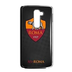 As Roma Logo LG G2 Cell Phone Case Black PhoneAccessory LSX_899390