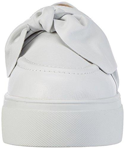 London 216 Buffalo Leather Blanc white 3442 Nappa Mocassins Femme ABwwqHv