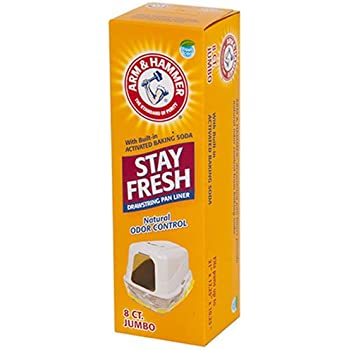 Amazon Com Arm Amp Hammer 8 Count Drawstring Liners Jumbo