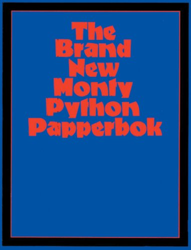 The-Brand-New-Monty-Python-Papperbok-Methuen-Humour