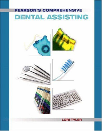 Pearson's Comprehensive Dental Assisting by Pearson