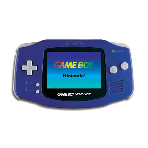 Nintendo Game Boy Advance Indigo product image