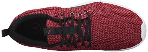 Pumas Mens 2 Carson Baskets Tricot Toreador- Noir Puma