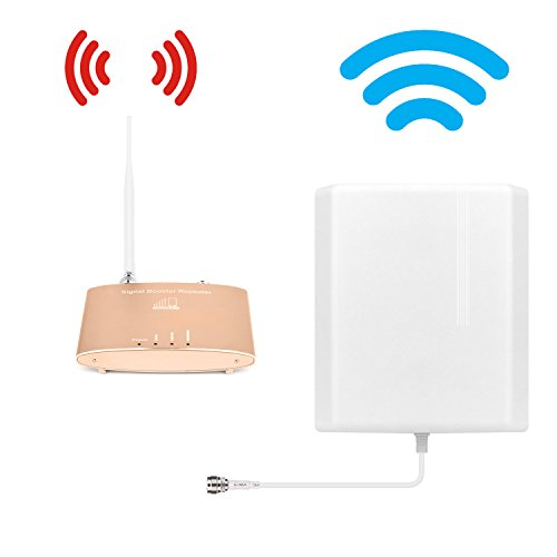 Verizon Cell Phone Signal Booster 4G LTE Cell Booster HJCINTL FDD High Gain 700MHz Band13 4G Signal Booster for Home Mobile Phone Signal Repeater Booster - Speed Fixed Mount High