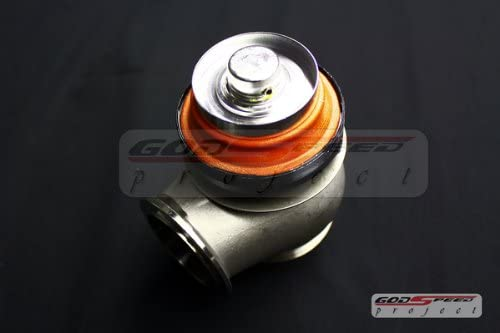 Fit All High Power Turbo Supercharger Car !!! Godspeed 44mm V Band Wastegate 4 Tall Rs-series Turbo T3t4 T4 T70 T72 T76 T88 Adjustable Dual Port Ultra Gate