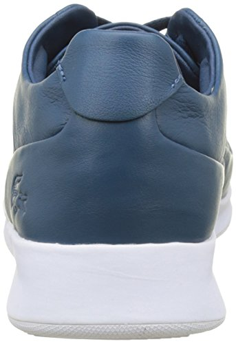 Lacoste Joggeur Lace 117 2 Spw Dk Blu, Bajos para Mujer Azul (Dk Blu)