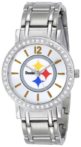 "Game Time Women's NFL-AS-PIT ""All-Star"" Watch - Pittsburgh Steelers"