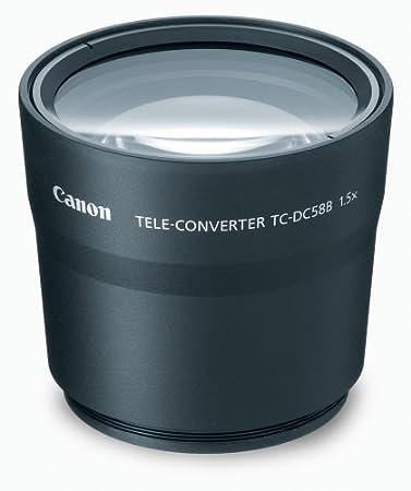 Review Canon TC-DC58B Tele Converter