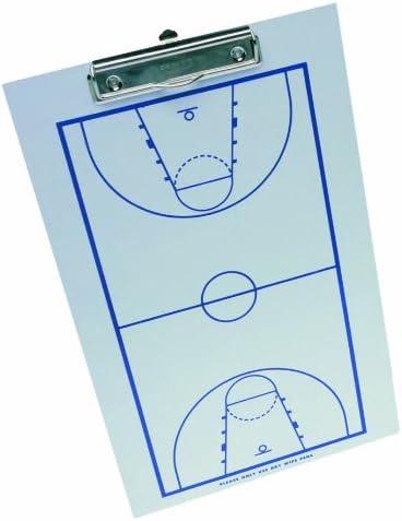 Baden - Pizarra táctica de baloncesto, color blanco: Amazon.es ...