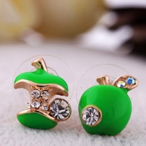 Fashion Lovely Crystal Rhinestone Earrings