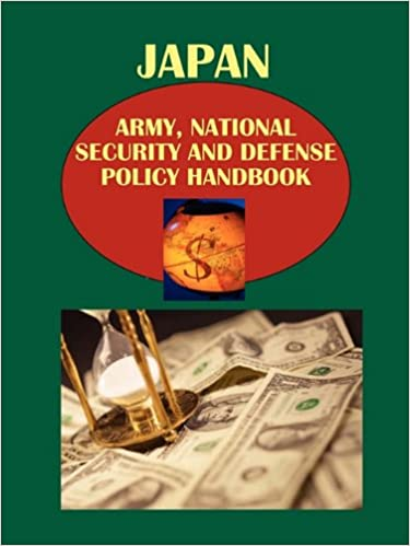 amazon japan army national security and defense policy handbook