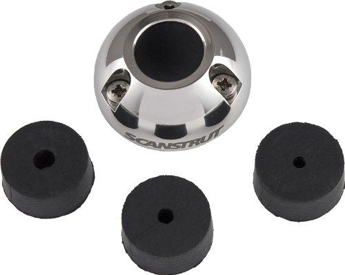 Scanstrut Small Deck Seal SS Connector - .83