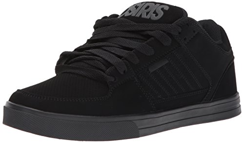 Osiris Men's Protocol Skate Shoe, Black/Ops, 10 M US