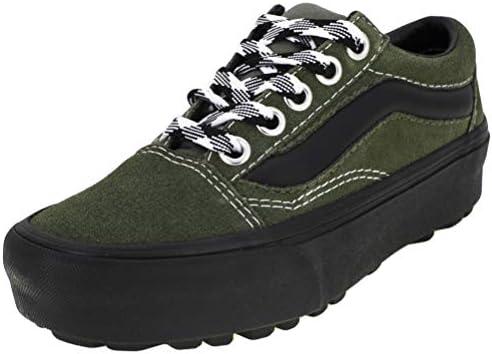 1a90cced Vans Old Skool Lug Platform Shoes 8.5 B(M) US Women / 7 D(M) US 90s ...