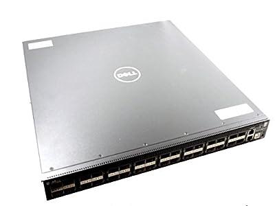 Dell Force 10 S6000-ON 9CX17 40GBE QSFP+10GBE Rack Mountable 32 Ports Ethernet Switch H5TNN CN-0H5TNN 0H5TNN