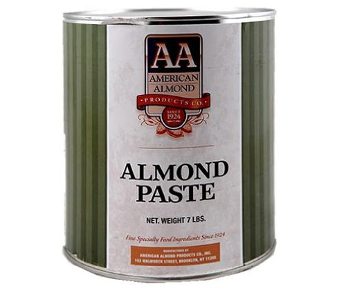 American Pure Almond Paste 7-Pound Tub