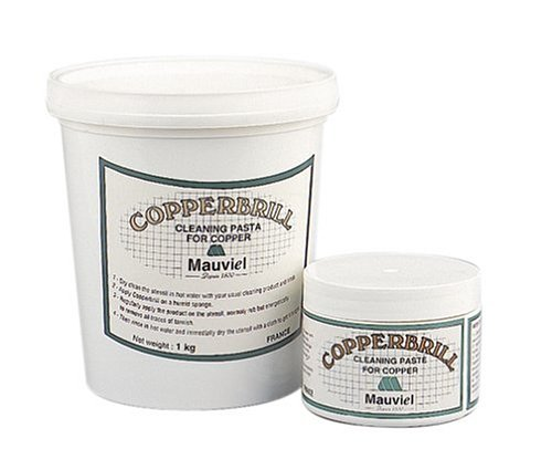 Mauviel Made In France Copperbrill Copper Cleaner, 1 Liter ()