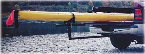 Darby Extend-A-Truck 944 4-Feet | Kayak Rack For Tacoma