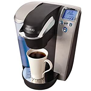 Keurig® Platinum K75 Gourmet Single Cup Coffee & Tea Brewing System Added Value: 60 K-Cups & My K-Cup Reusable Filter