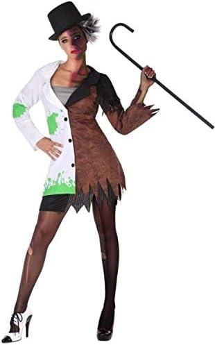 Fancy Me Disfraz de científico Loco de Halloween para Mujer ...