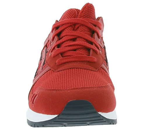 shopping online for sale Asics Gel-Lyte III Sneaker Red HN6A3 2525 free shipping outlet buy cheap low price eQ2AWzFRua