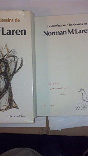 The drawings of Norman McLaren =: Les dessins de Norman McLaren