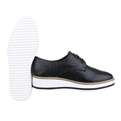 con Woman zapatos Cingant Mujer cordones W8nqnFaPv
