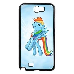 Samsung Galaxy Note 2 N7100 Phone Case With My Little Pony U8F53082