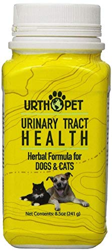 UrthPet Urinary Tract Heath for Dogs and Cats, 8.5-Ounce by UrthPet