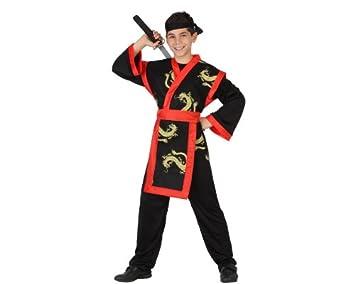 Atosa - 23646 - Traje - Traje de Ninja - Boy - Tamaño 2 ...