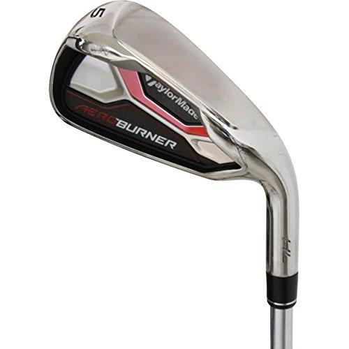 TaylorMade Golf AEROBURNER HL Irons Steel Stiff Flex 4-PW/AW
