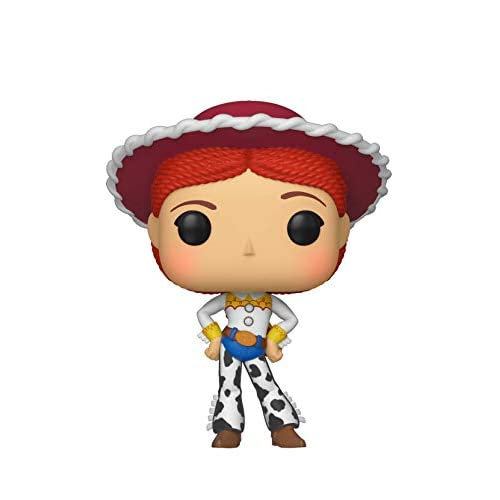 Funko Pop! Disney: Toy Story 4 - Jessie, Multicolor