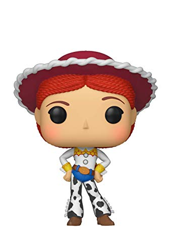 Funko Pop! Disney: Toy Story 4 - Jessie, Multicolor -