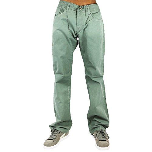 Jordan Craig Twill Jeans Olive by Jordan Craig