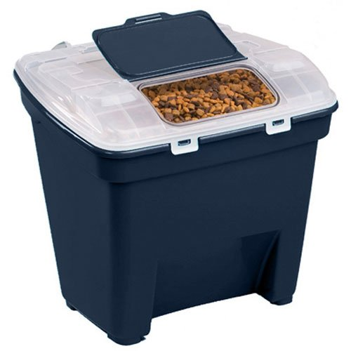 Bergan 50-Pound Smart Storage, Large - Color May Vary (Capacity Pet Food)