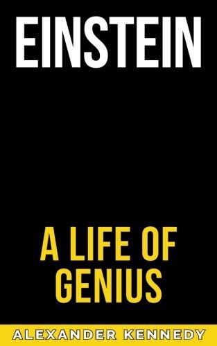 Einstein Life Genius Alexander Kennedy product image