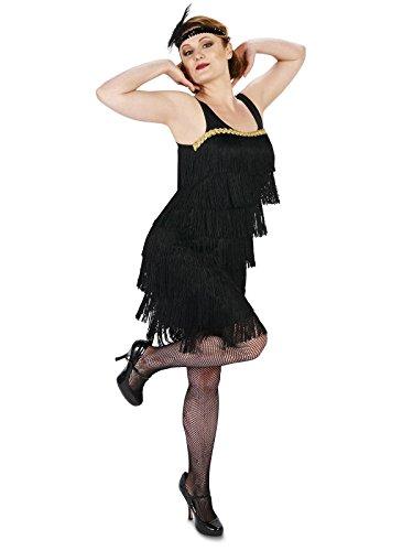 Black Flapper Adult Costume for $<!--$21.49-->