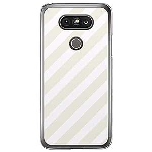Loud Universe LG G5 Love Valentine Printing Files Valentine 100 Transparent Edge Case - Green/White