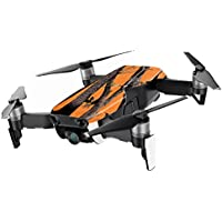 MightySkins Skin for DJI Mavic Air Drone - Orange Camo | Min Coverage Protective, Durable, and Unique Vinyl Decal wrap cover | Easy To Apply, Remove, and Change Styles | Made in the USA
