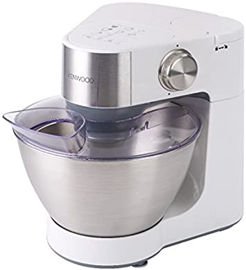Kenwood KM280 - Mezclador de pie (4,3 L, 900 W), color blanco: Amazon.es: Hogar