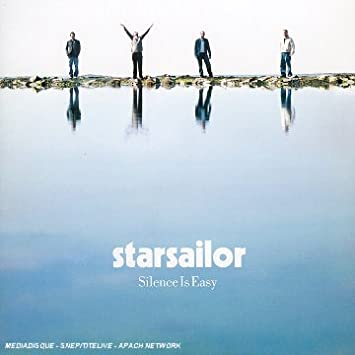 """Résultat de recherche d'images pour """"Starsailor - Silence Is Easy"""""""